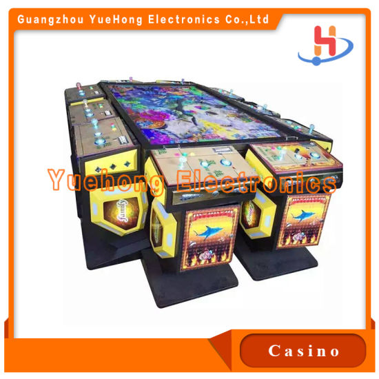 China Utah Popular Indoor Game King Of Fishing Multi Games Slot Machine For Casino China Gambling Game And Fish Hunter Game Price