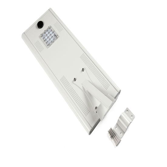 30W Waterproof High Lumen Outdoor Integrated Solar LED Solar Street Light All in One