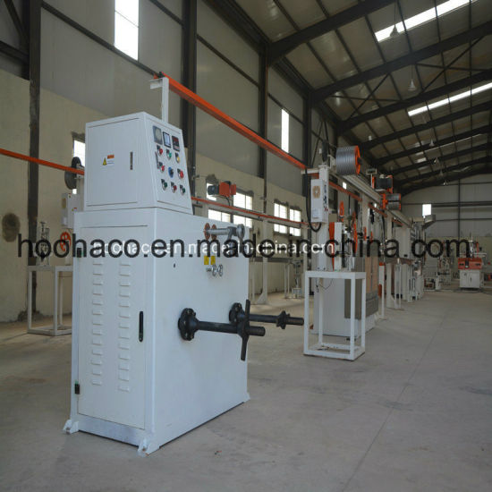 Multiple Cores PVC Power Cable Copper Wire Extruder Machine pictures & photos