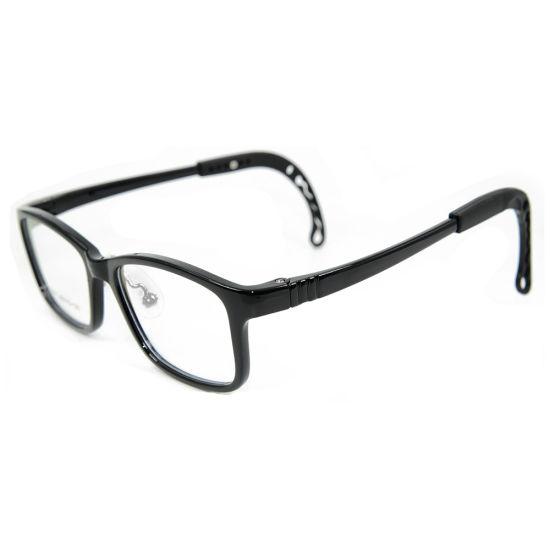 Wholesale Most Popular Comfortable Hot Sale New Design Kids Eyeglasses Tr90 Flexible Children Optical Frames