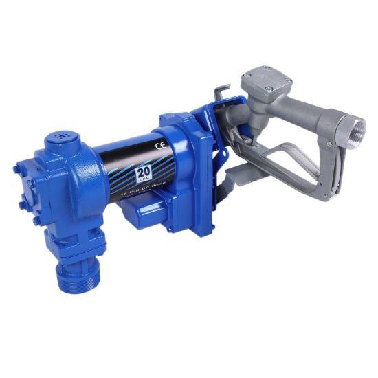 China Fuel Transfer Pump 12 Volt 20 Gpm Diesel Gasoline