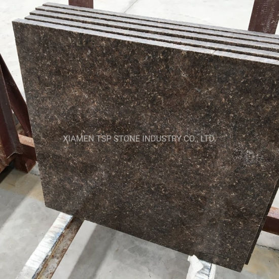 China 30mm Thick Honed Black Pearl
