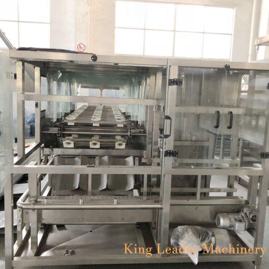 19L Barrel Water Bottling Machine Filling Production Line