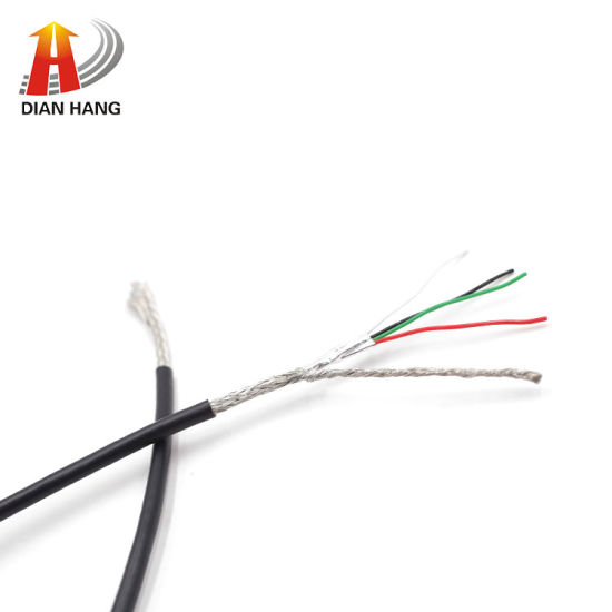 HDMI Cable PVC Wire Cable Electronic Wire Cable Control Power Tinned Wire Ccable Insulation PVC Wire Cable