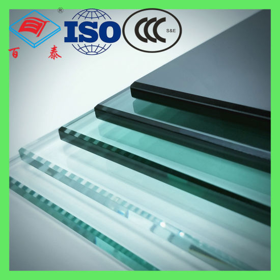Hot Curved Frosted Laminated Toughened Art Decorative Sheet Float Tempered Window Glass