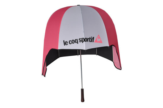 "New 30 ""10 Open Hat Umbrella Children Helmet Umbrella Can Be Customized Logo"