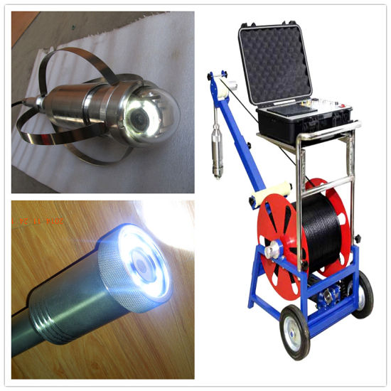 Water Well Inspection Camera Borehole Inspection Camera Deep Well Camera