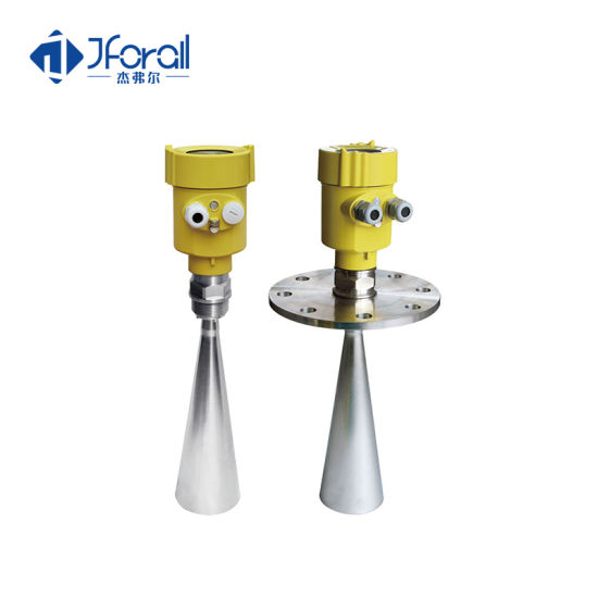 Radar Level Sensor Radar Level Meter for Liquids and Solids Measurement