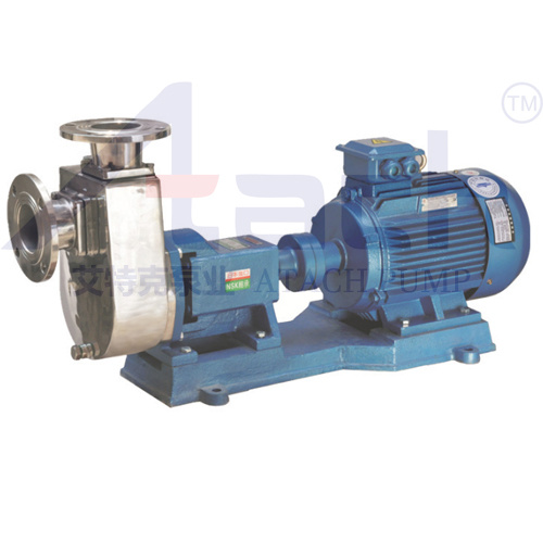 Glf40kx-18 Self-Priming Stainless Steel Sewage Pump pictures & photos