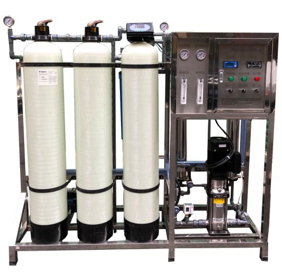 3eb3cc0aa5e 500 Liters Per Hour Osmosis Reverse System Deionized Water Unit Water  Deionization System Water