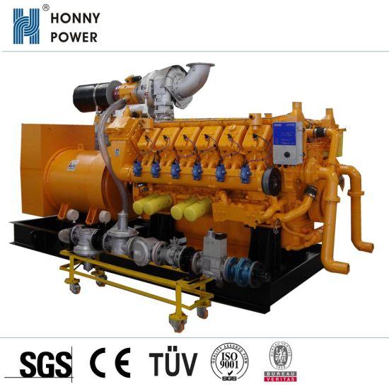 China 500kVA USA Googol Brand CHP Biogas Generator - China