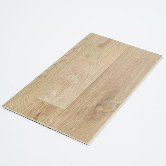 Anti-Scratch Spc Interlocking Vinyl PVC Flooring