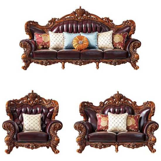Couch Seats Antique Royal Leather Sofa