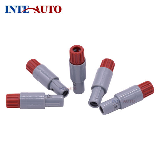 2 pins male plastic connector INT-PAG. M0.2GL. AC52A/G/J/N/R/V/B with colors option pictures & photos