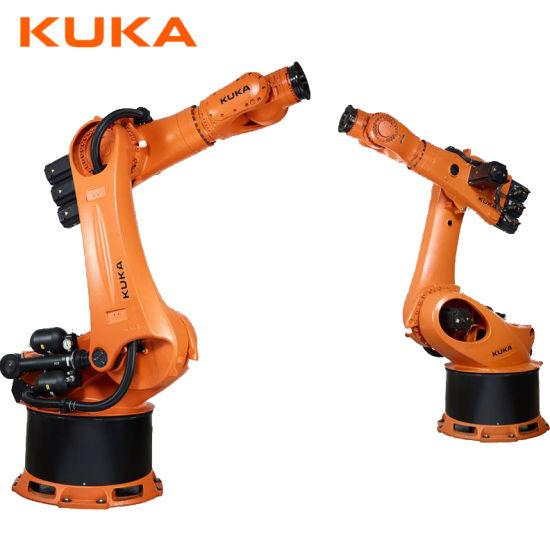 China Kuka Robot Kr 360 Fortec 6-Axis Industrial Robot - China Kuka