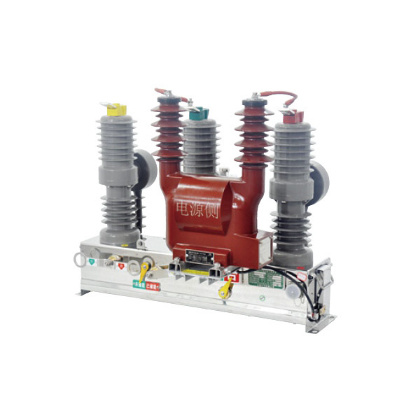 Zw32 High Voltage Vacuum Breaker with Intelligent Controller pictures & photos