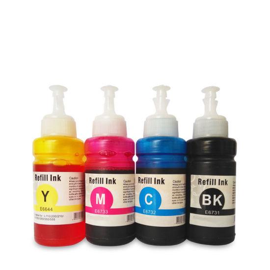 70ml Refill Ink for Epson L800/L801/L810/L1800 Printer Dye Ink