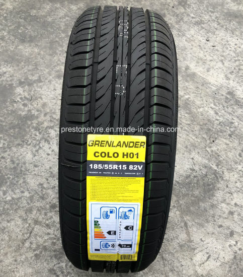 Cheap Grenlander Fronway Westlake Linglong Triangle Chengshan Passenger Car Tires PCR 175/70r13 155r12 185r14c 195r14c 195/65r15 205/55r16 215/45r17 225/45r17