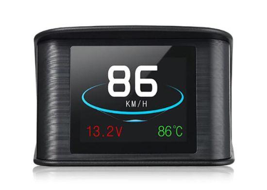 China Vjoycar Hud GPS OBD Computer Car Speed Projector