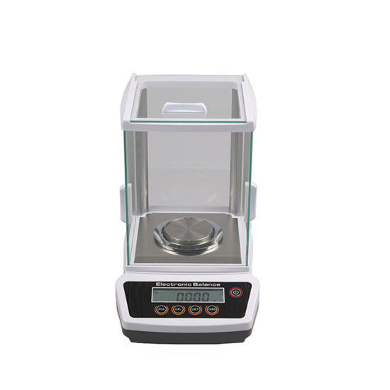 300X0.001g Electronic Analytical Balance Digital Weighing Precision Scale for Laboratories