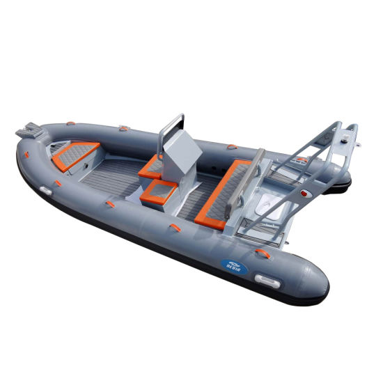 """Rib Boat in Thailand Inflatable 470cm/15'4"""" Rib Boat in Thailand with Outboard Motor"""