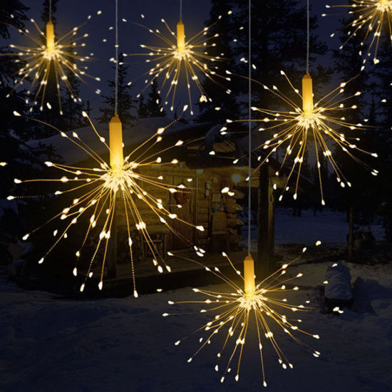 Warm White Christmas Fairy String Lights Wedding Xmas Party Outdoor Decor Lamp pictures & photos