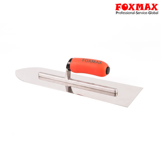 Tile Tools Stainless Steel Plastering Trowel (FM-PT03)