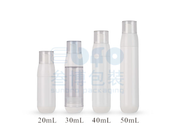20ml/30ml40ml Plastic Pump Cosmetic Packaging as Airless Bottle.