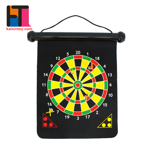 Wholesale Magnetic Dartboard Children Toys Daily Training Rolling
