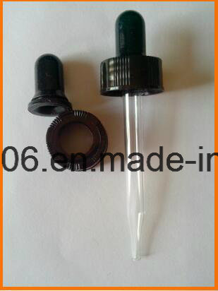 15ml USP Type II Amber Molded Glass Dropper Bottle pictures & photos