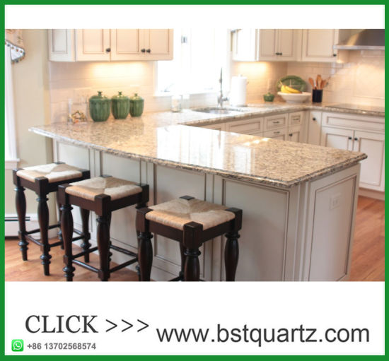 Quartz Stone Countertop Slab More Durable Than Granite