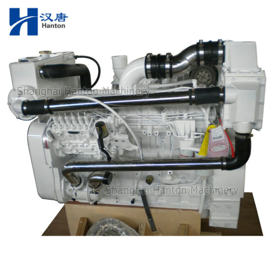 Cummins 6LTAA8.9-M Diesel Motor engine for Ship Boat Marine parts equipment
