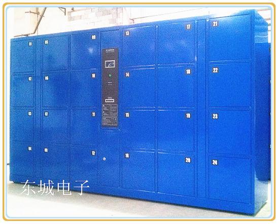 36 Doors Barcode Locker with CE ISO