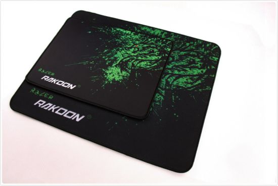 Razer Mouse Pad with Neoprene Based Gaming Mousepads pictures & photos