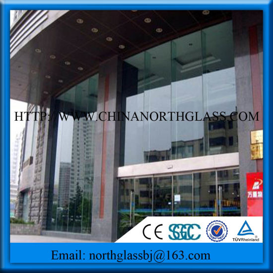 China Good Price Tempered Glass For Store Front Door Window China