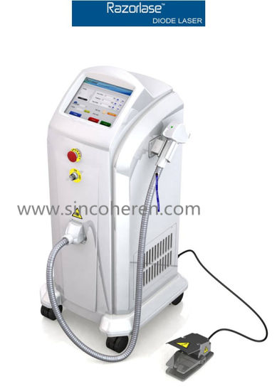 Salon Equipment 808nm Diode Laser Hair Removal Machine Permanent Hair Removal Salon Use Pain Free pictures & photos