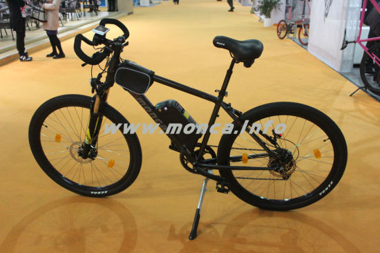 Big Cool Mountain Electric Bicycle Mobility Scooter 100km Range Shimano 9 Speed Gear