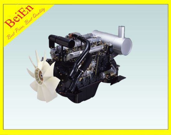 Mitsubishi S6k Original Excavator Engine Assy