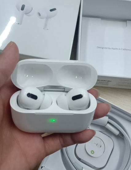 China 2019 New 1 1 Wireless Bluetooth Earphone For Apple Airpods Pro With Wireless Charging Case China Headphone And Bluetooth Earphone Price
