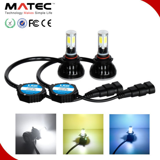 China 80W 8000lm 9005 Hb3 CREE LED Lamp Headlight Kit Car Beam ...