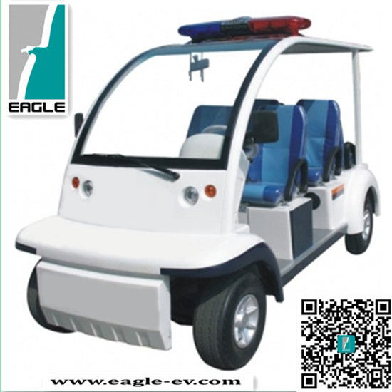 Electric Patrol Car with 4 Seats pictures & photos