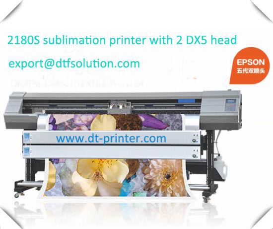 China 2180s Inkjet Printer with Sublimation Ink - China