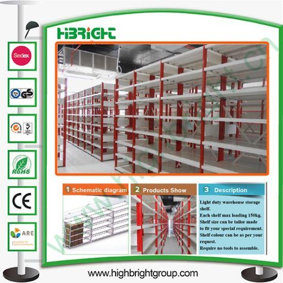 Warehouse Storage Customized Heavy Pallet Rack for Drugstore