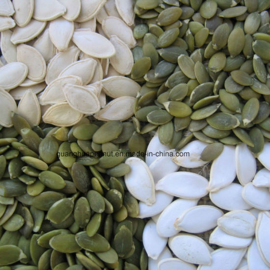 Good Quality Snow White Pumpkin Seeds for Sale pictures & photos