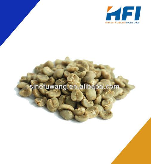 Organic Arabica Coffee Green Beans