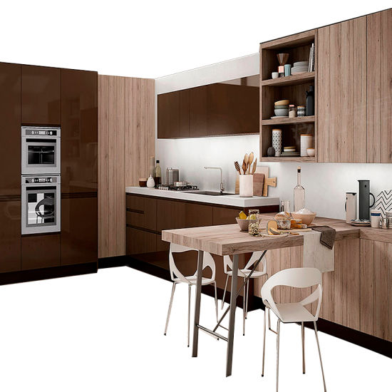 Popular Beautiful Designed Real Solid Wood Kitchen Cabinet Kitchen Pantry Cupboards China Factory Price Open Style Kitchen Cabinet Made In China Com