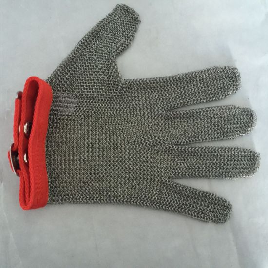 Stainless Steel Metal Cut Glove pictures & photos