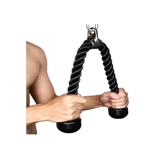 Abdominal Pull Down Muscle Body Building Tricep Rope