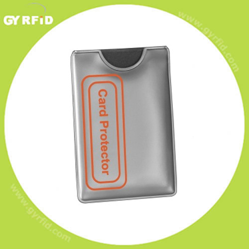 CH201 Anti-Thief Card Holder for ID Card Protector pictures & photos