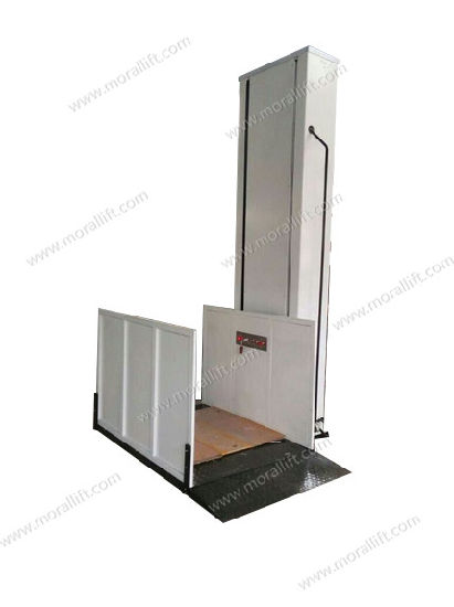 Hydraulic Wheelchair Platform Lift for Disabled People pictures & photos
